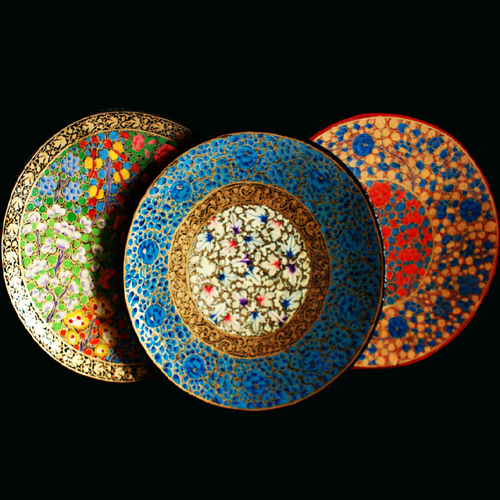 Paper Mache Plates & Paper Mache Plates - View Specifications u0026 Details of Paper Plate by ...