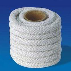 Natural Asbestos Rope Soft For Furnace