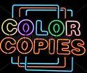 Color Photocopy Service