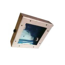 12W Bottom Openable Square Light Fitting