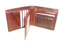 Aahil Natural Leather Men Leather Wallets