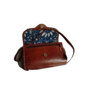 d3d4777eaa9 Handcrafted Leather Bags - Handcrafted Brown Leather Bag Manufacturer from  Jaipur