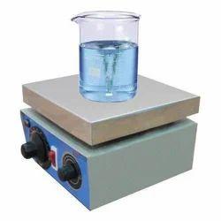 Mild Steel Laboratory Magnetic Stirrer