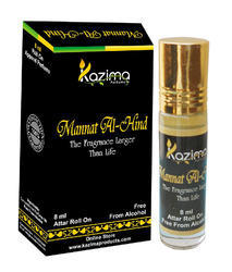 KAZIMA Mannat-Al-Hind Apparel Concentrated Attar Perfume