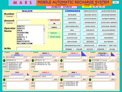 Mars Recharge Software