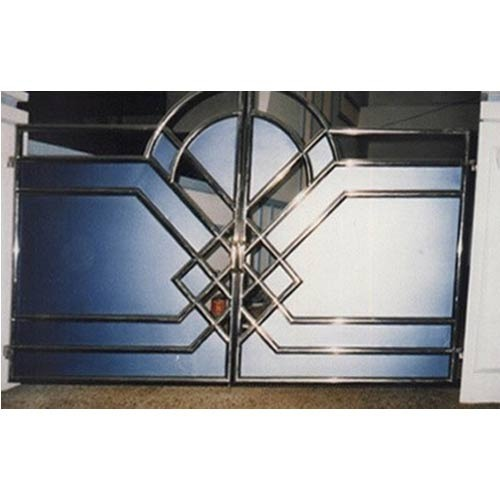 Stainless Steel Modern House Gate Designs: Manufacturer Of Pressure Nutsche Filter & Shell And Tube