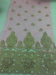 Embroidery Net Fabric