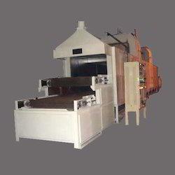 Belt Conveyor Oven Gas Heated