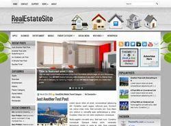 Real Estate/Construction Website