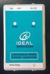 Ideal Wrist Strap Monitor