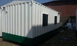 Galvanized Porta Cabin