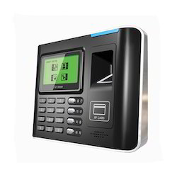 Finger Print Cum Card Based Access Control System