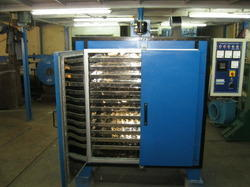 Hsi-129  Industrial Drying Oven (Tray Drier)
