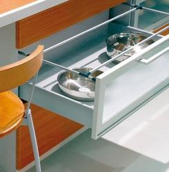 Kitchen Sliding Shelves
