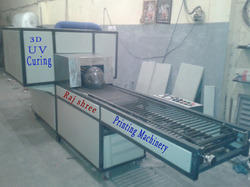 3D UV Curing Oven