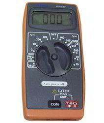 Standard Digital Multimeter