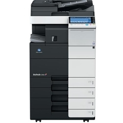 Windows 8 Multi-Function Konica Minolta Color Photocopier Machine MODEL C250I, Supported Paper Size: A3