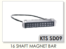 Staubli Dobby 16 Shaft Magnet Bar