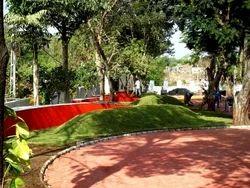 Taj Gateway Landscape Architecture