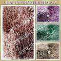 Chapty Polyester Shaggy