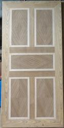 Five Panel Wood Door DD004