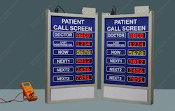 Patient Calling Display Board