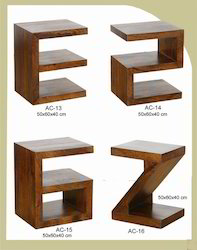 Wood Side Tables in Mumbai Maharashtra Wooden Side Tables
