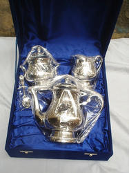 Silver Plated Gift Set