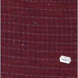 NGAMC-1127 Indigo Yarn Dyed Checks Fabric