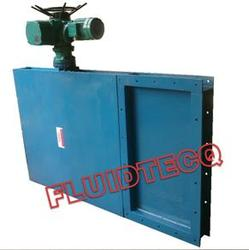Motorized Slide Gate Valve