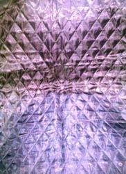Ultrasonic Quilted Fabric for Bags
