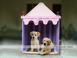 Pink Dog Tents