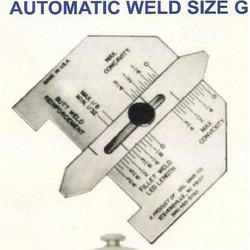 Automatic Weld Gauge (Gal Gage)