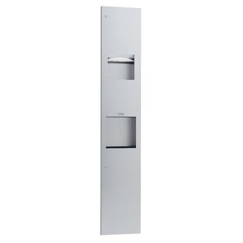 B-38033 Stainless Steel Recessed Paper Towel Dispenser 3
