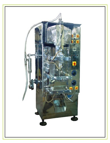 Liquid Pouch Packing Machines - Mineral Water Pouch Packing