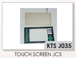 Staubli Jacquard Touch Screen Jc5