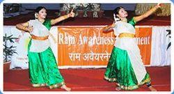 Bharatanatyam Dance Training