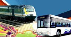 Train & Bus Ticket Booking