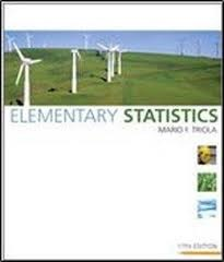 Elementary Statistics - View Specifications & Details of Statistics