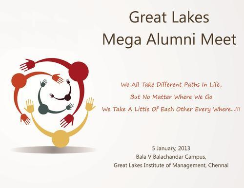 Alumni Invitation Card Anniversary Invitation Card Personalized