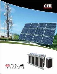 Exide Gel Tubular 2 Volt VRLA Battery