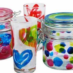 Glass Paints Solvent Dyes