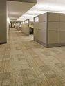 Multicolor Nylon Carpet Tile, Size: Medium, 6 - 8 Mm