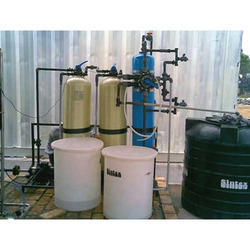 De-Mineralized Water Plant