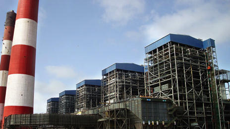 Mundra Coal Fired Power Plant - View Specifications