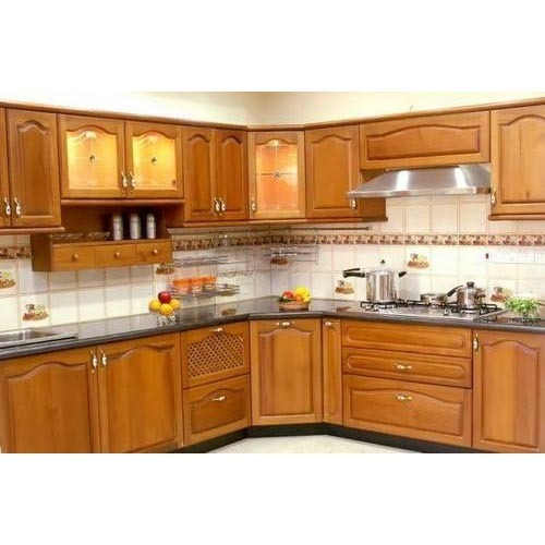 Indian Style Modular Kitchen View Specifications Details Of