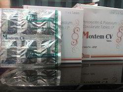 Amoxycillin & Potassium Tablets