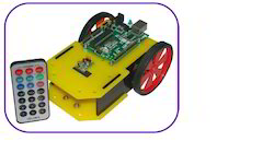 IR Remote Controlled Robot