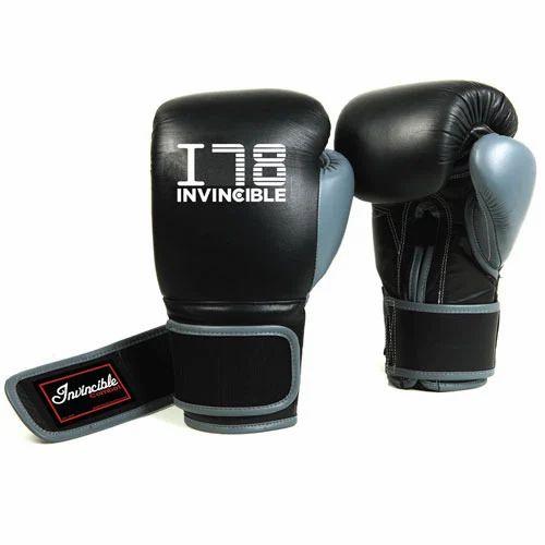 Elite Dual-Closure Boxing Gloves