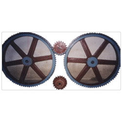 Link Chain Sprockets
